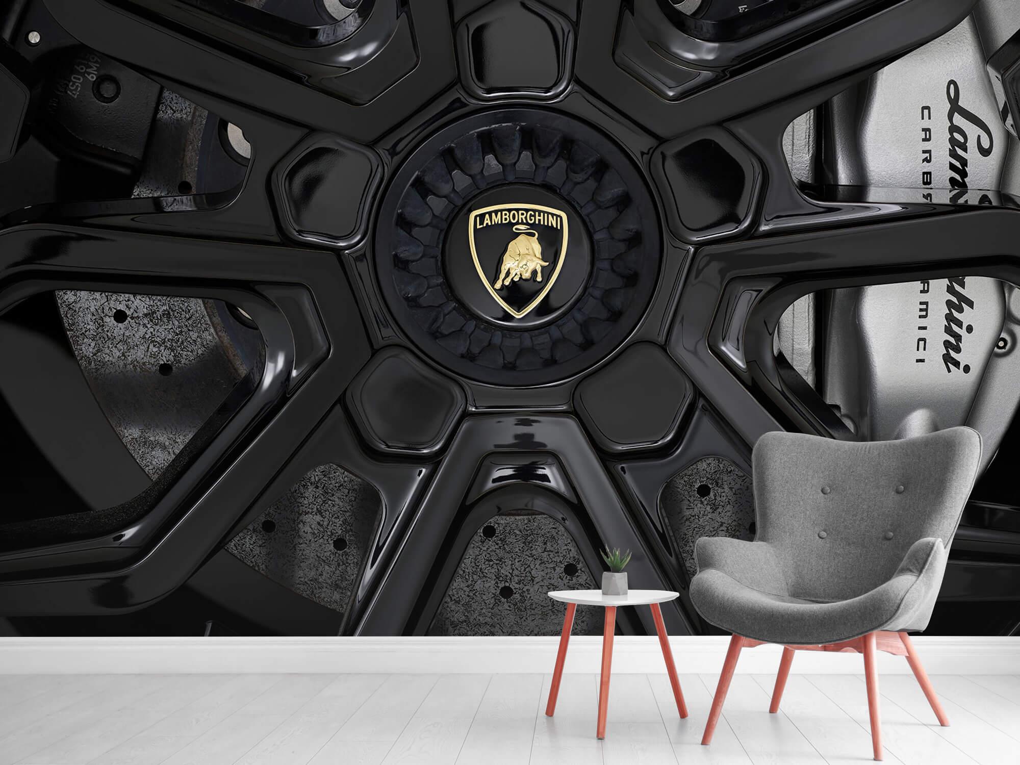 Pattern Lamborghini Huracán - Wheel 13
