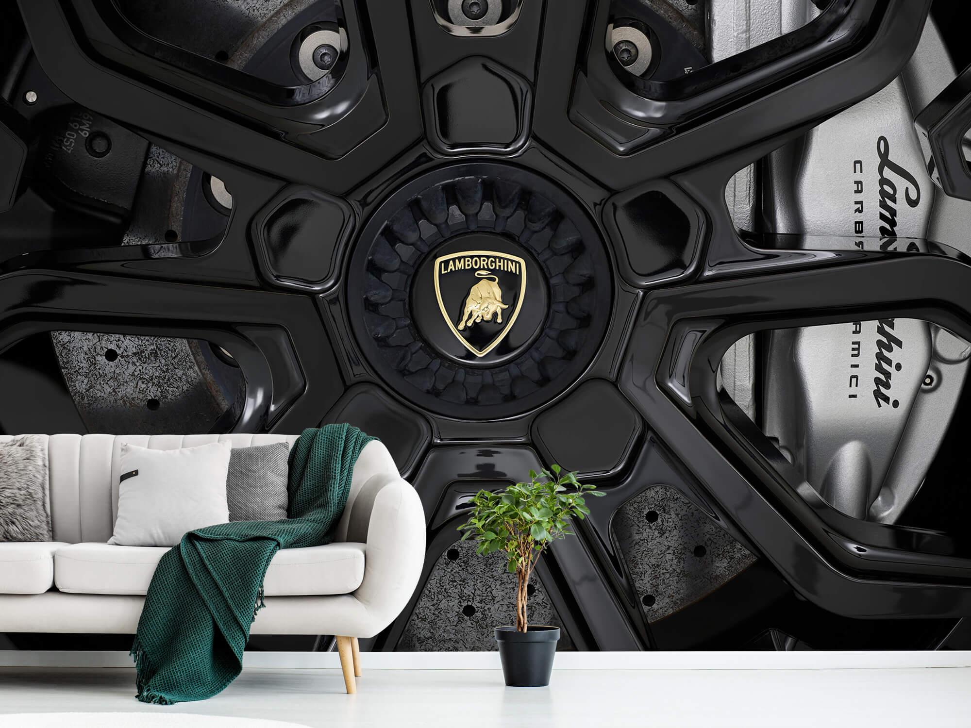 Pattern Lamborghini Huracán - Wheel 1