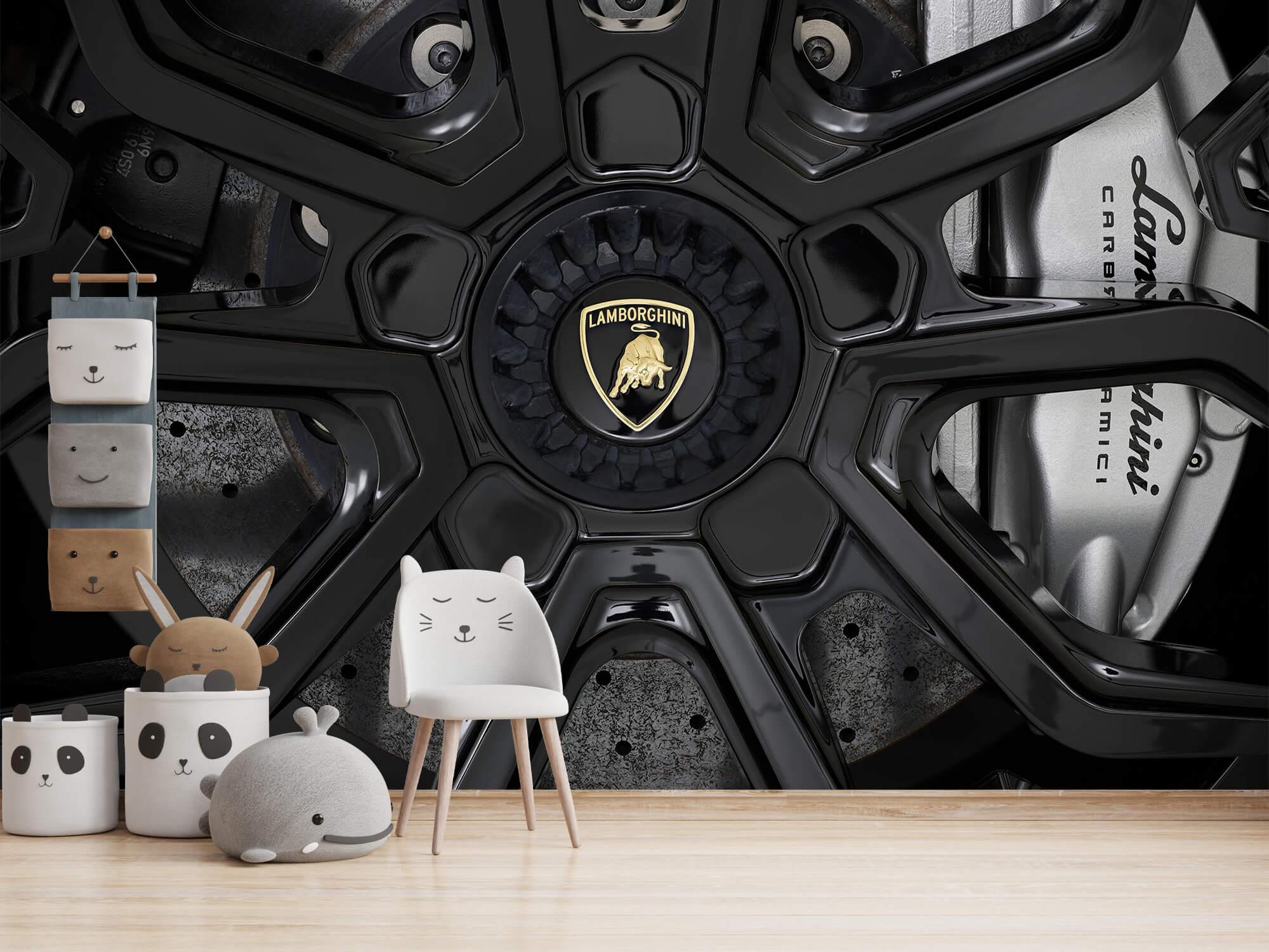 Pattern Lamborghini Huracán - Wheel 3