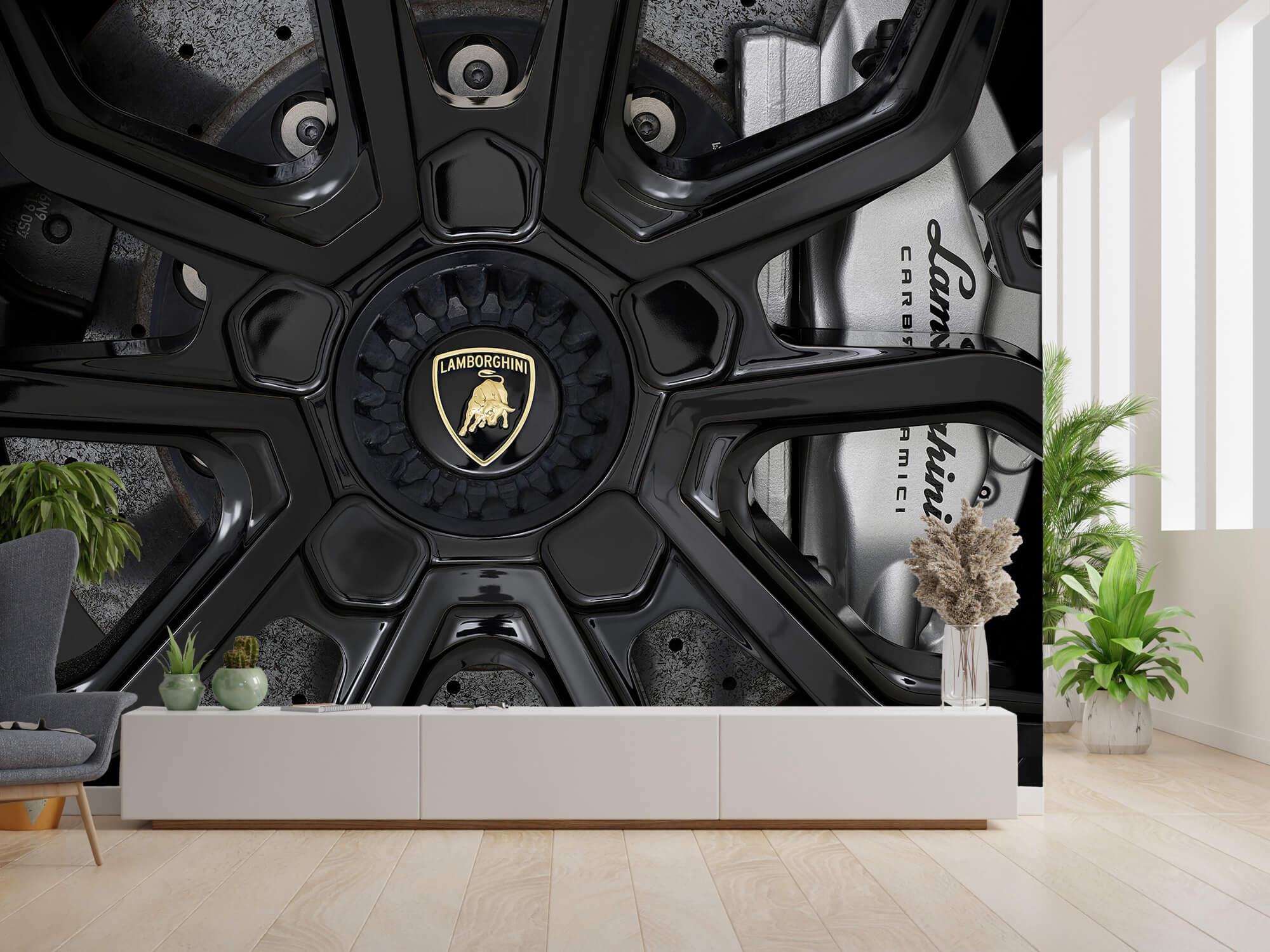 Pattern Lamborghini Huracán - Wheel 4
