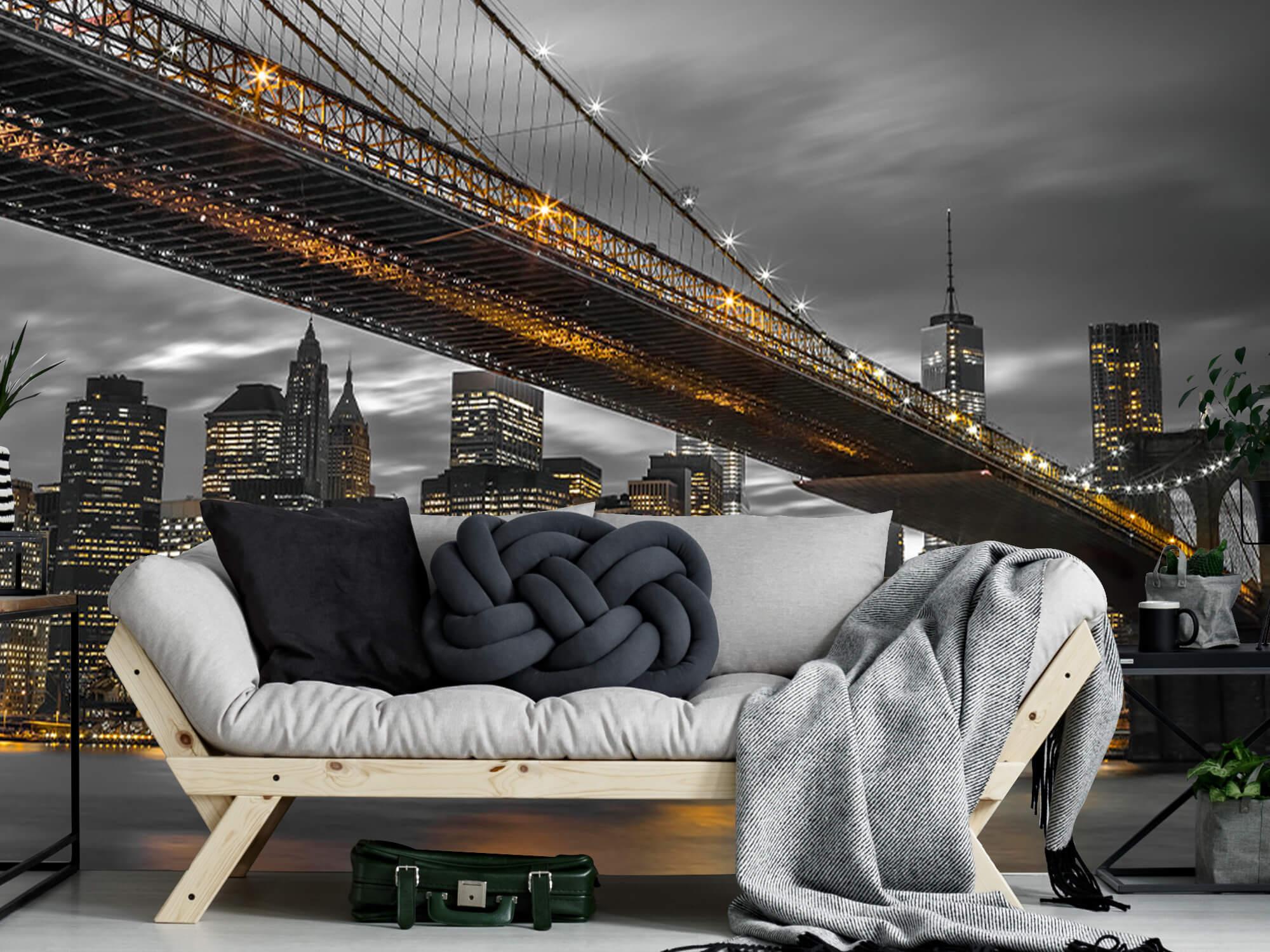 Brooklyn Bridge, New York 10