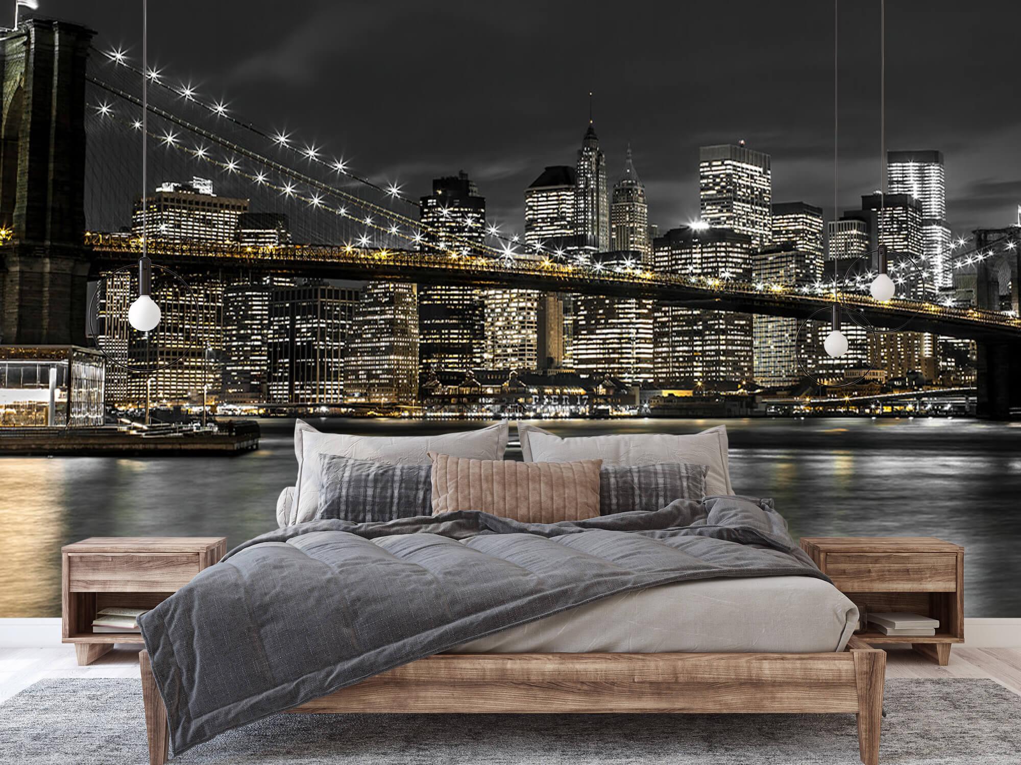 Brooklyn Bridge at Night 3