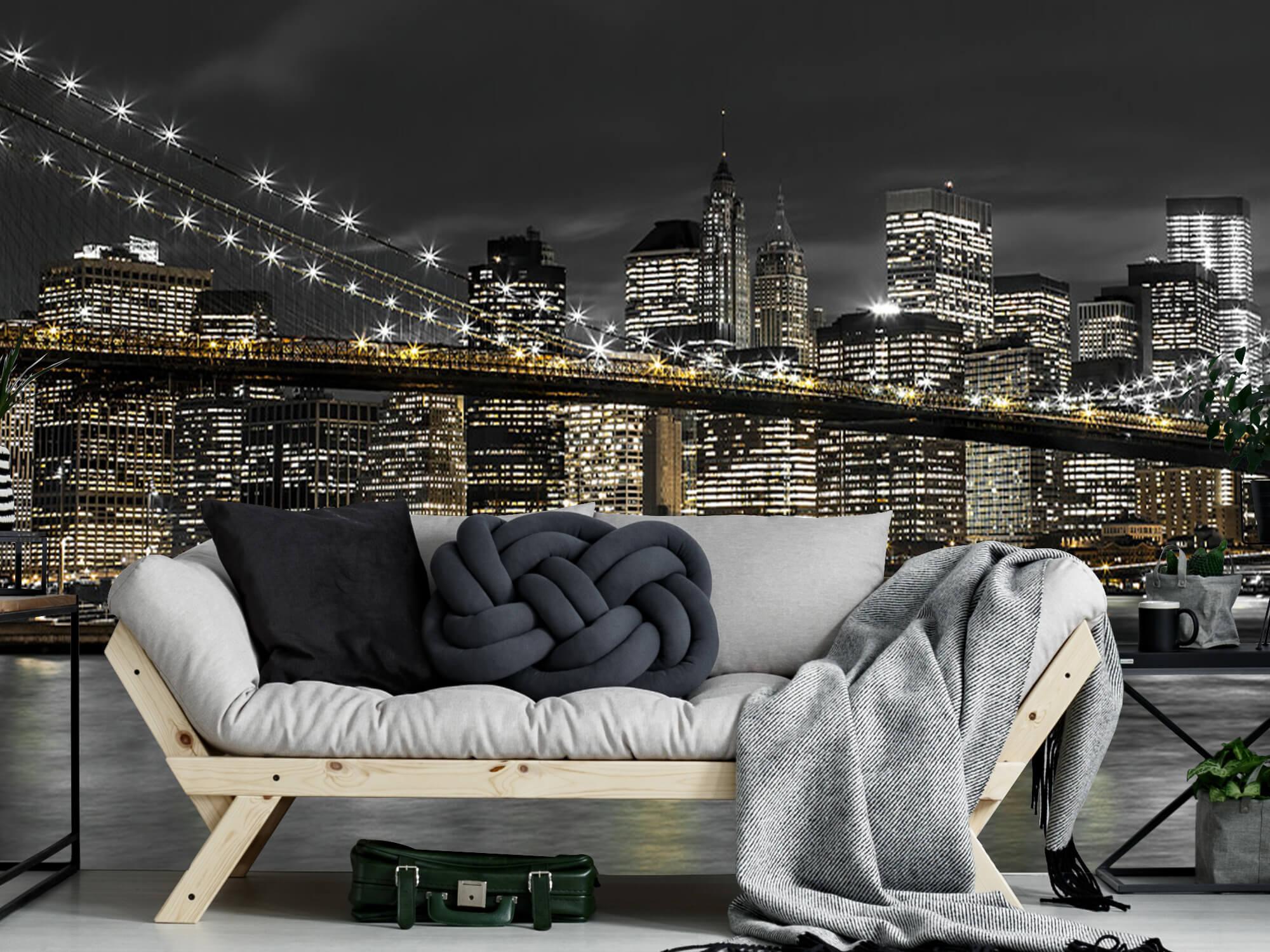 Brooklyn Bridge at Night 10