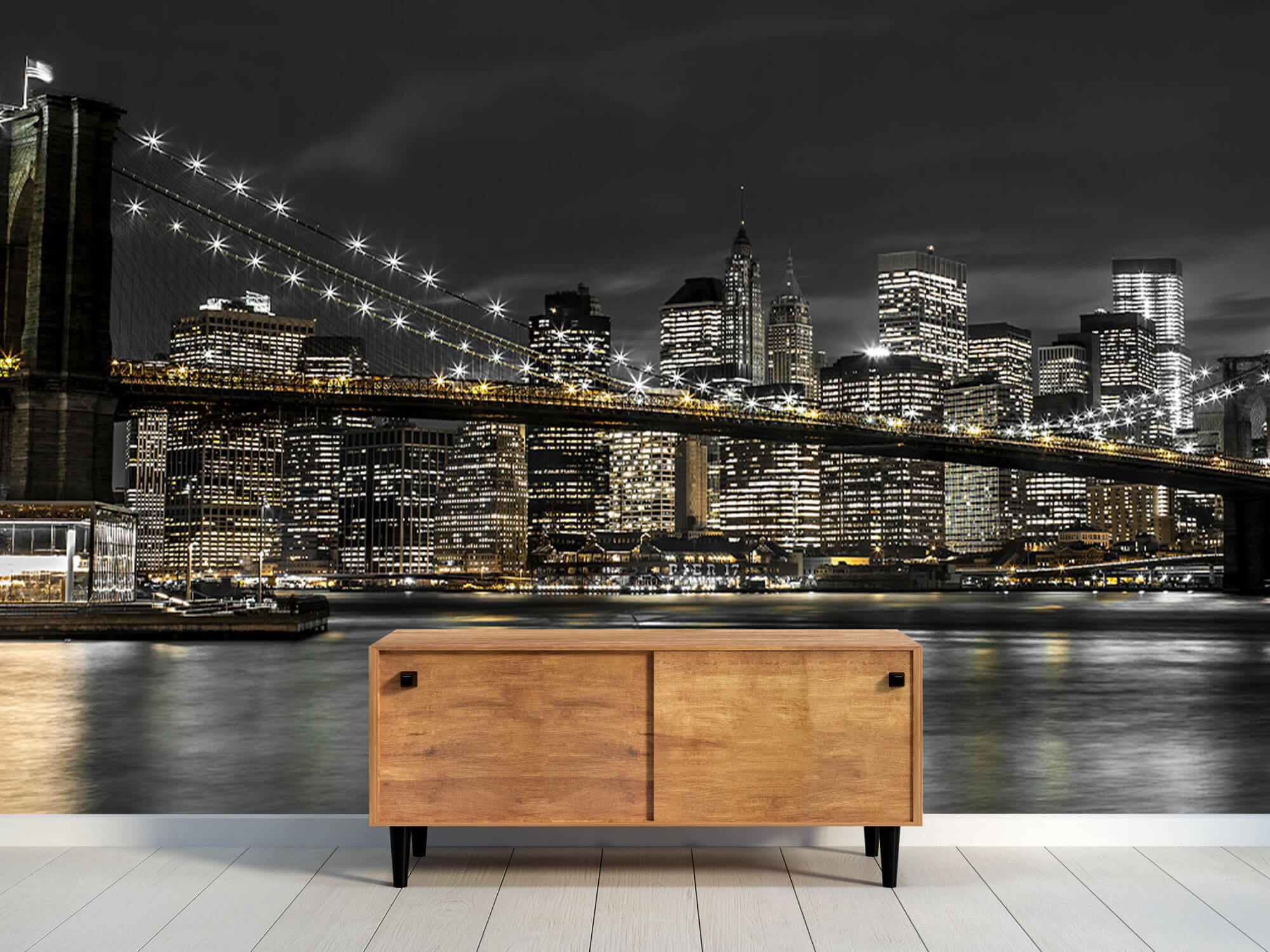 Brooklyn Bridge at Night 12