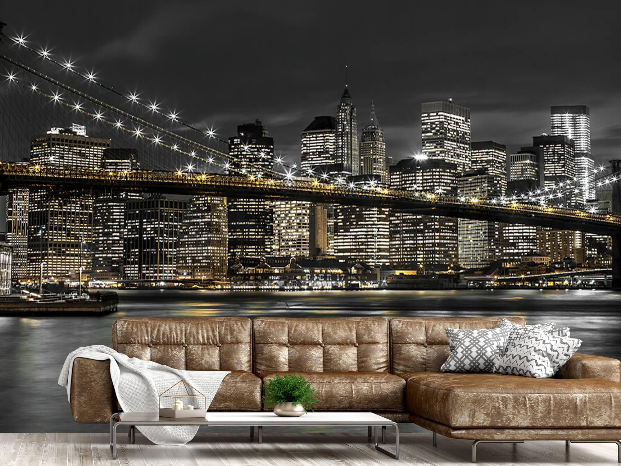 Brooklyn Bridge at Night 2