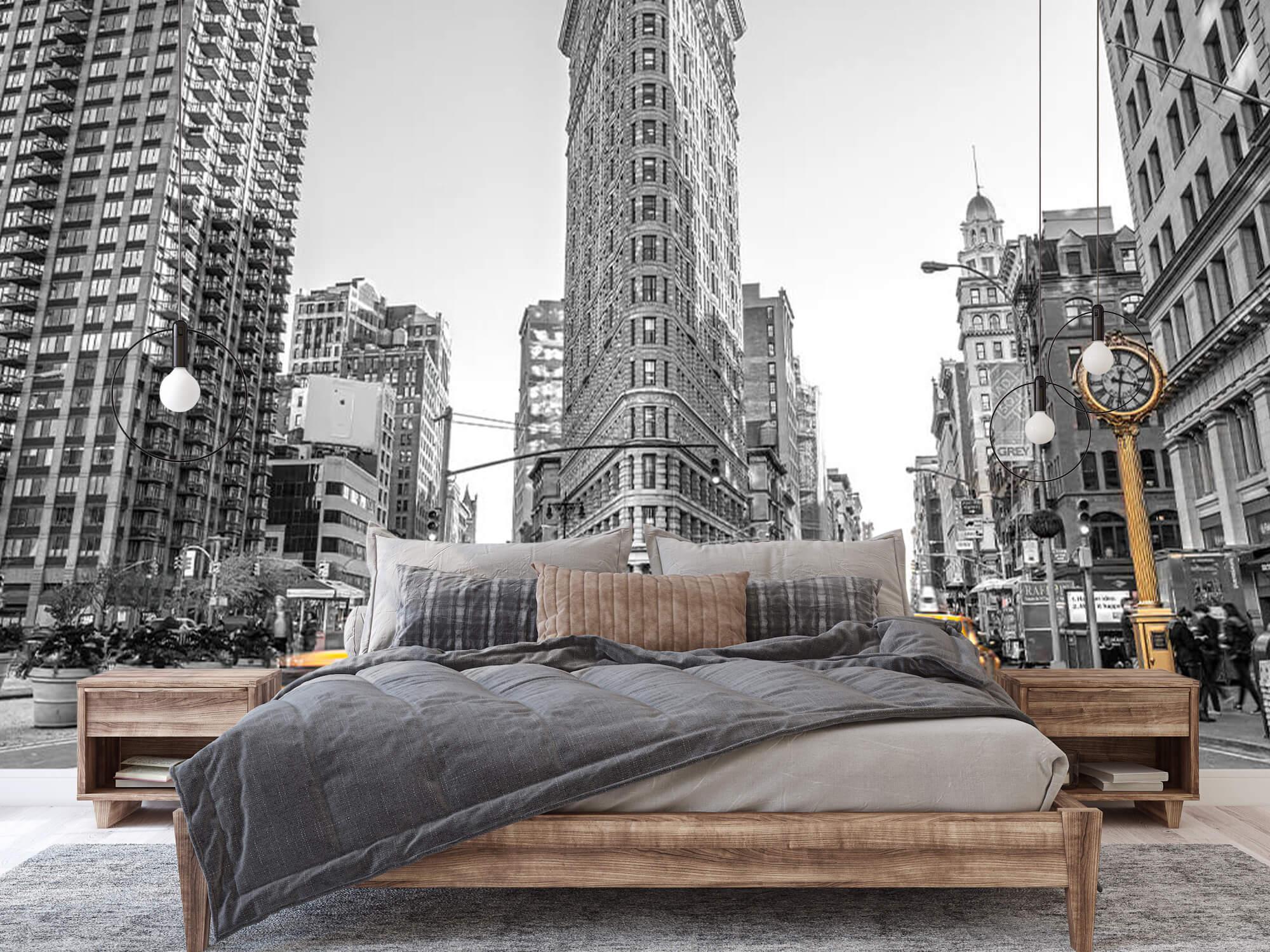 Busy street in New York 6