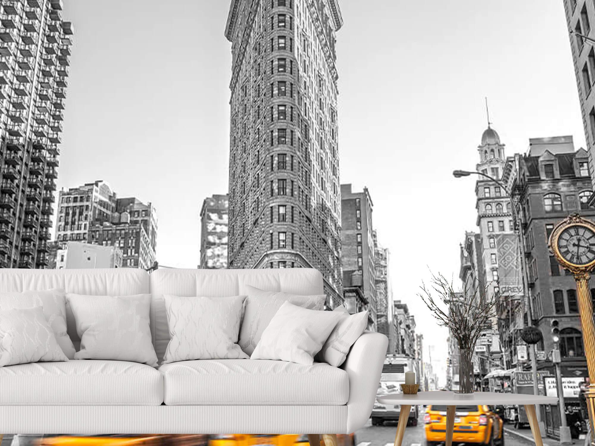Busy street in New York 7