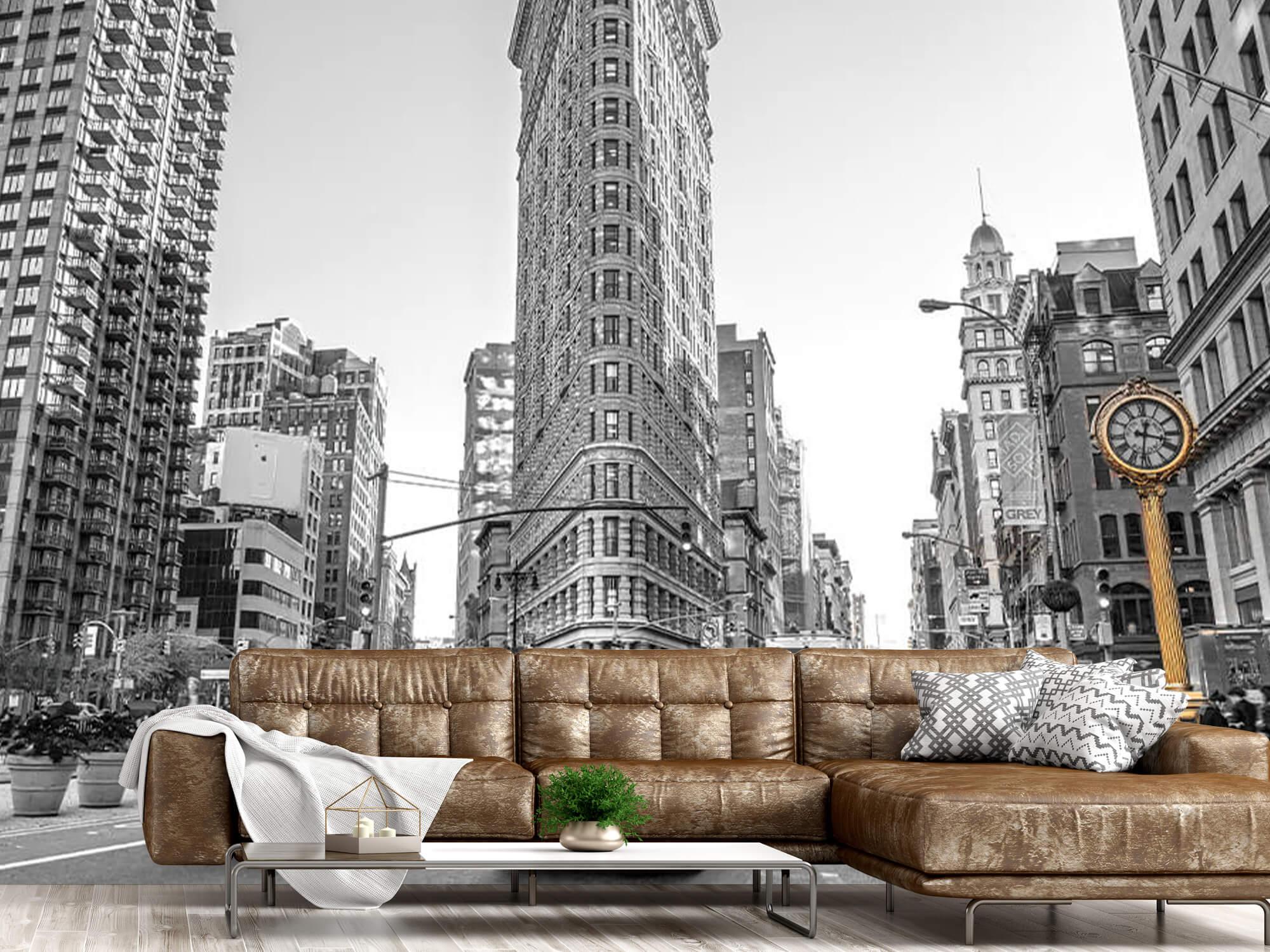 Busy street in New York 3