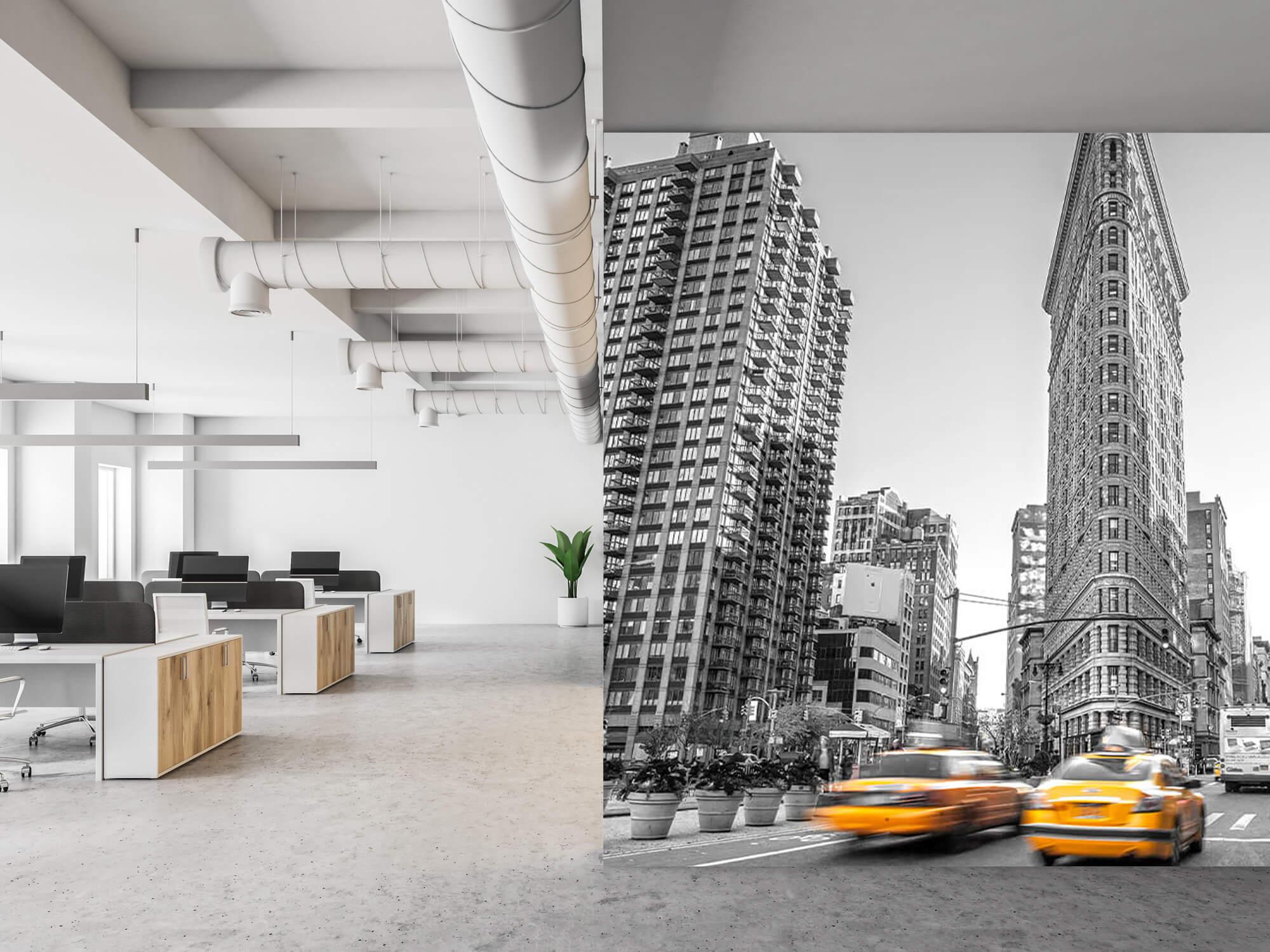 Busy street in New York 2