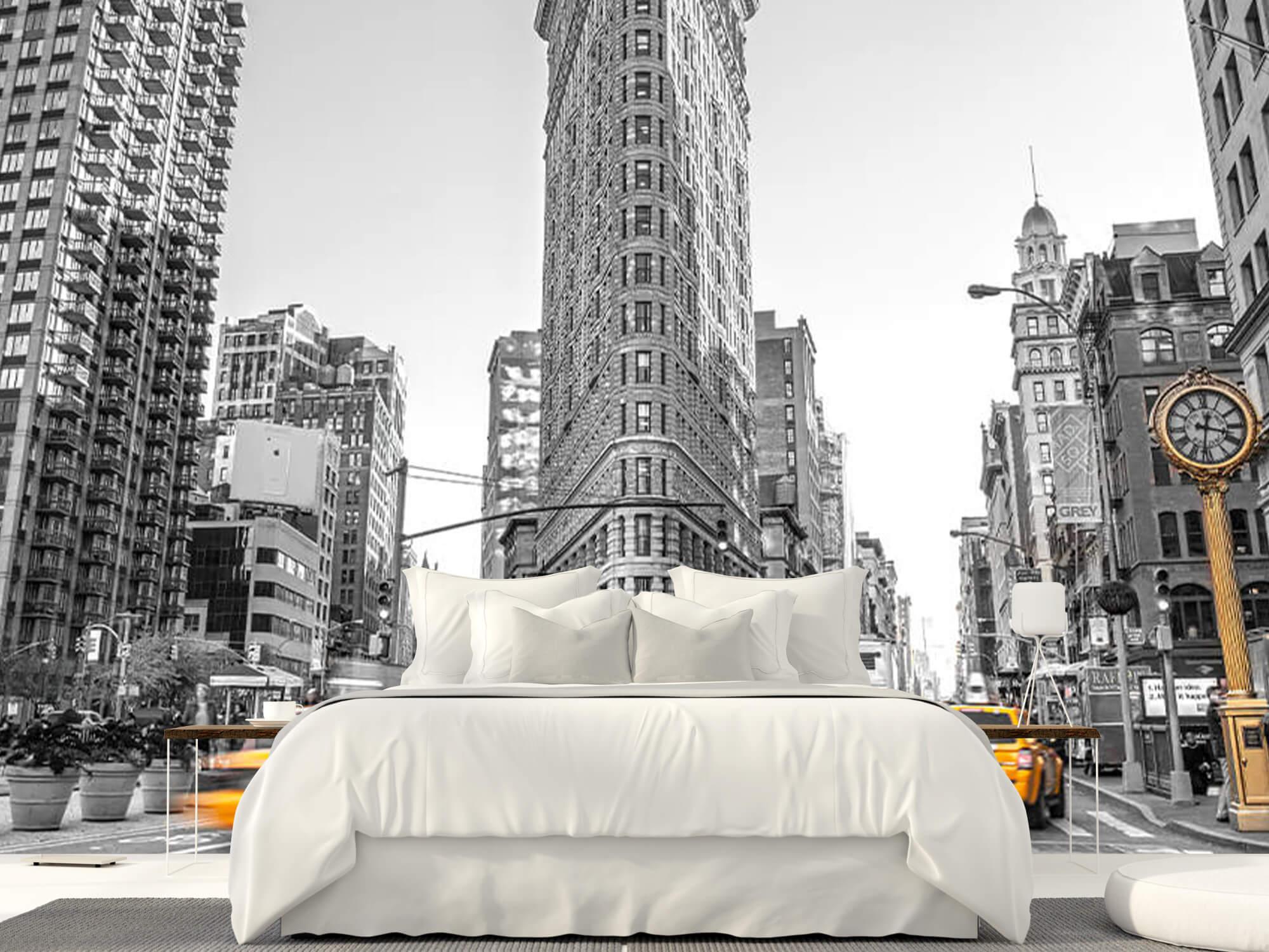 Busy street in New York 12