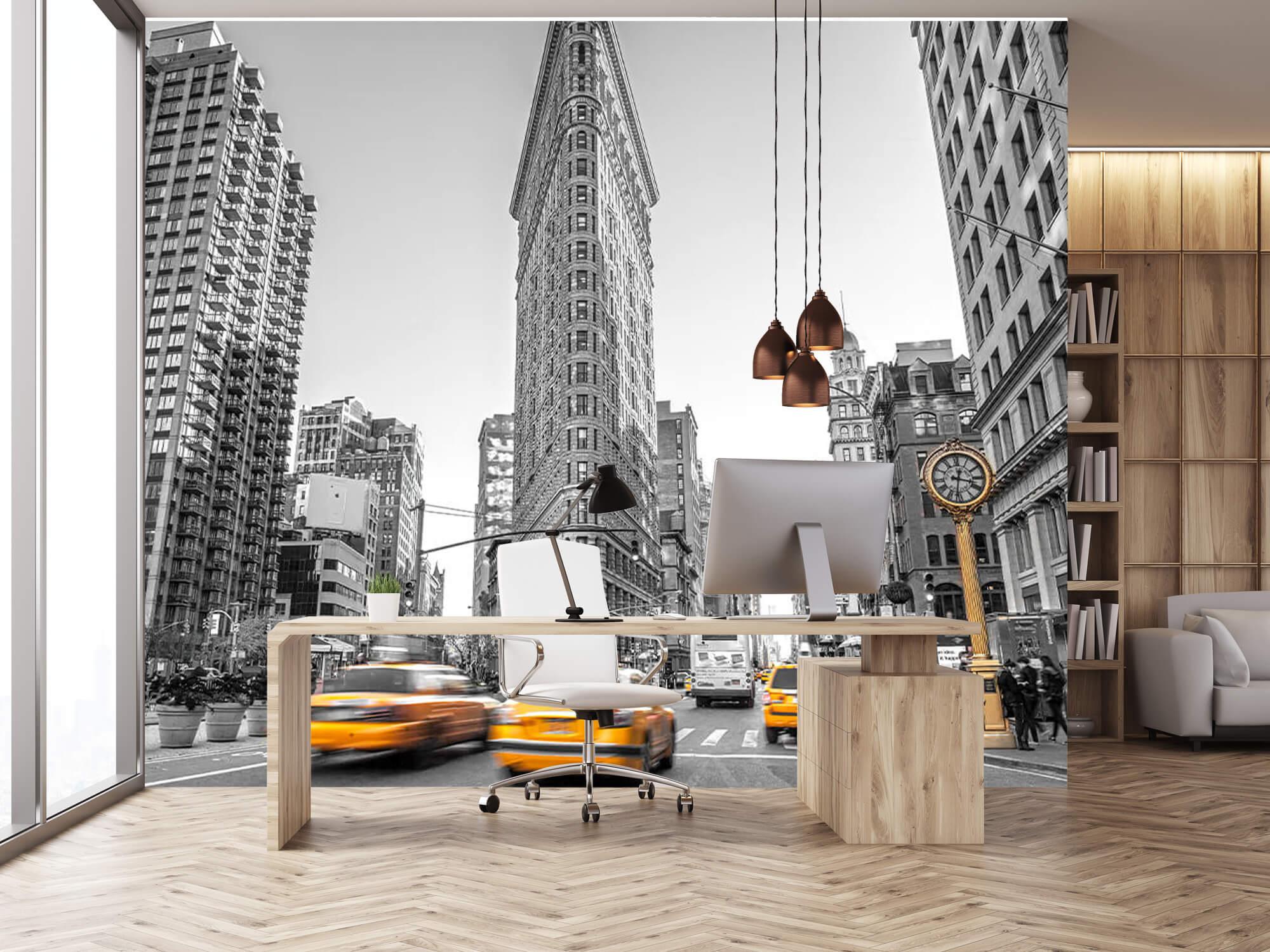 Busy street in New York 15