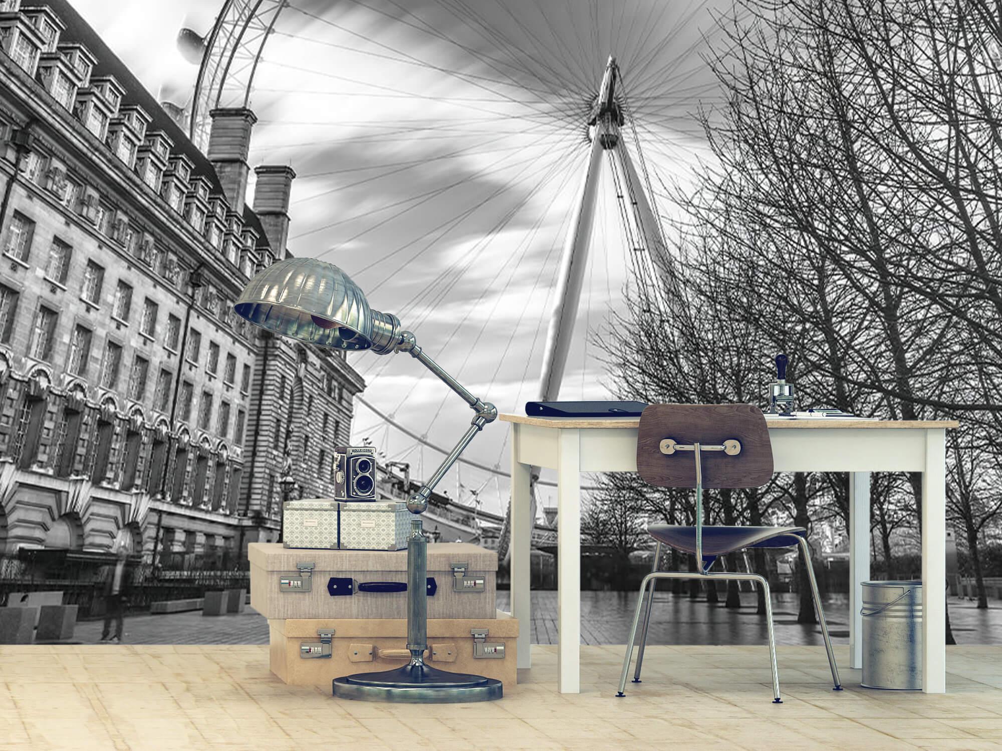 Ferris wheel in London 10