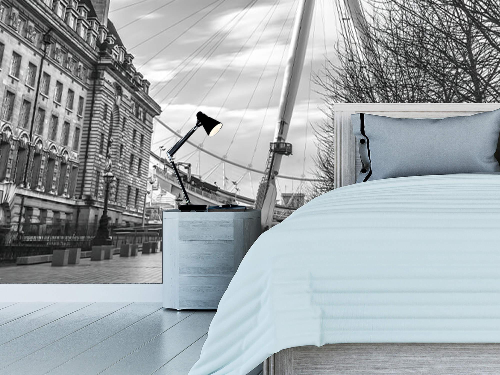 Ferris wheel in London 12