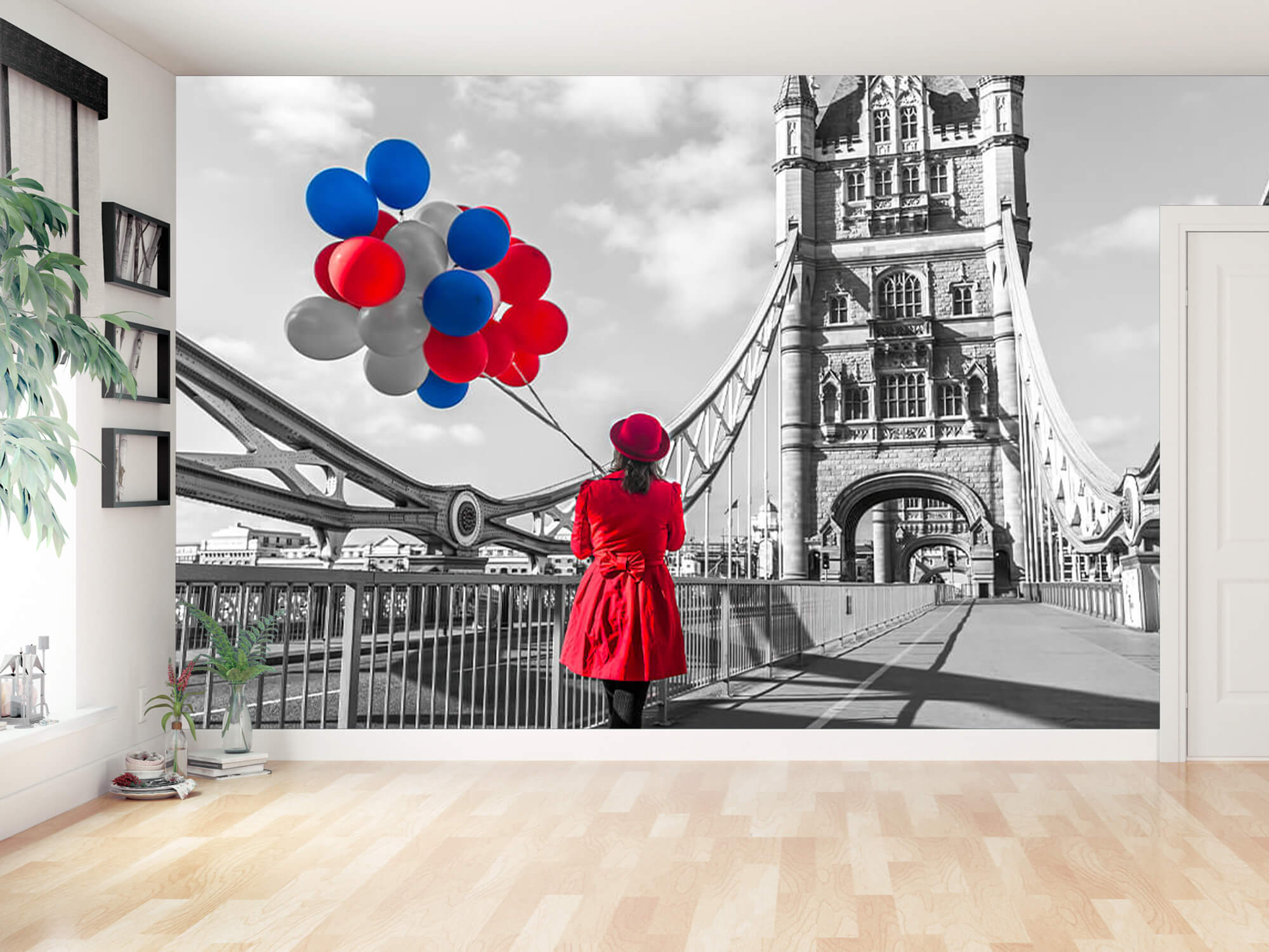 Colourful balloons 14