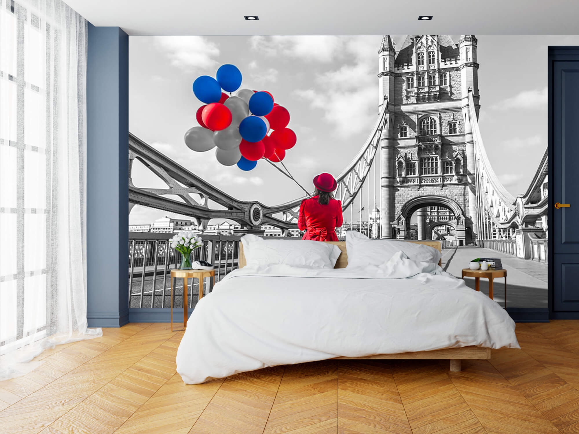 Colourful balloons 8