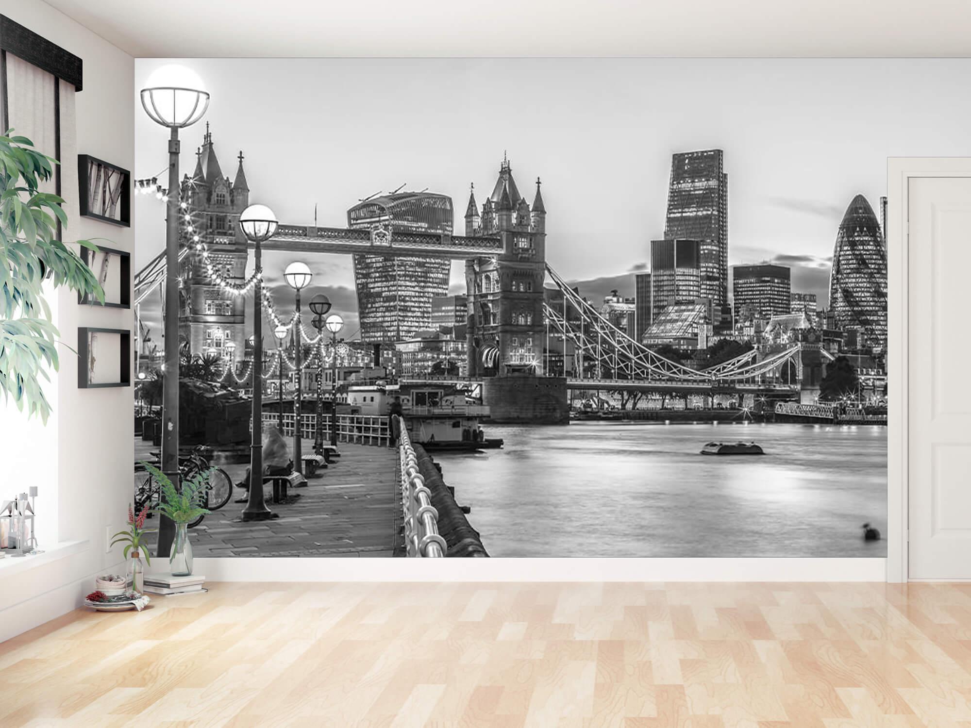 London Riverside Promenade 1