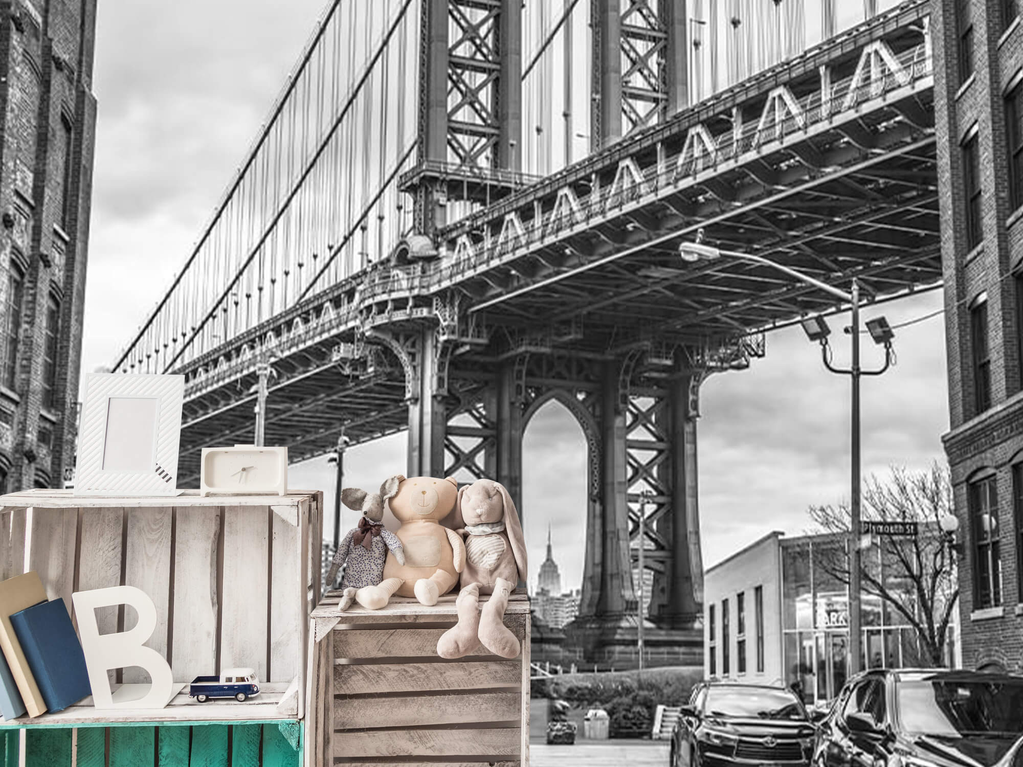 Manhattan Bridge 13