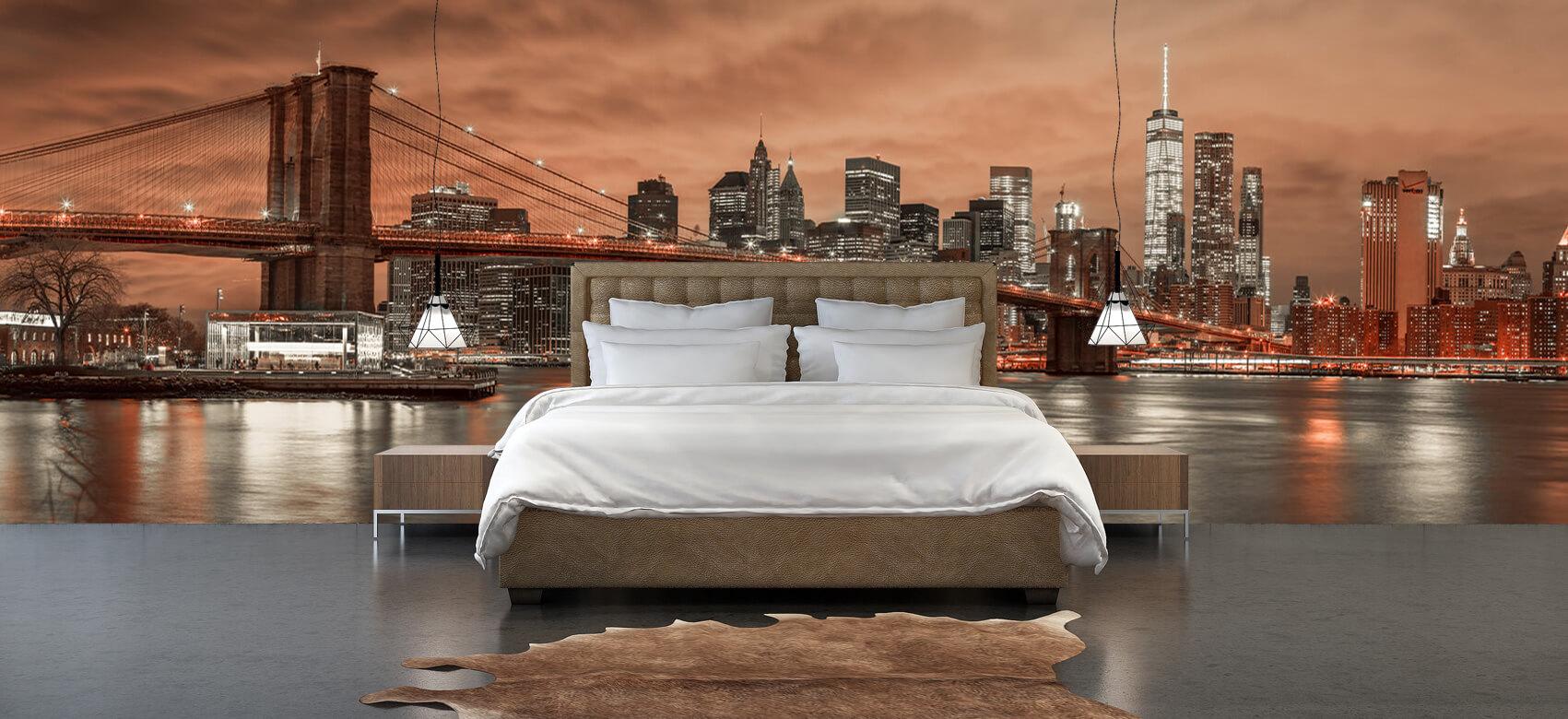 Brooklyn Bridge and Manhattan 1