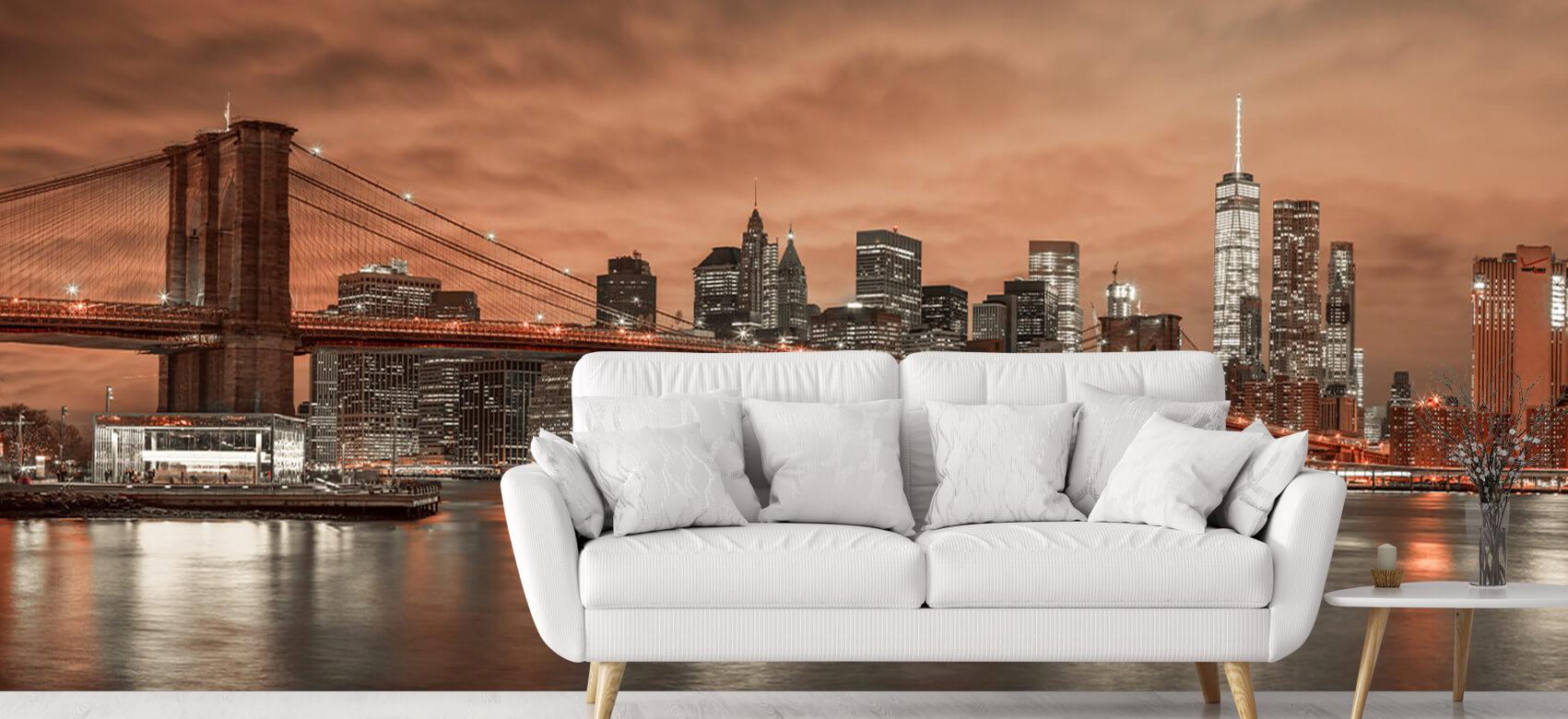 Brooklyn Bridge and Manhattan 3