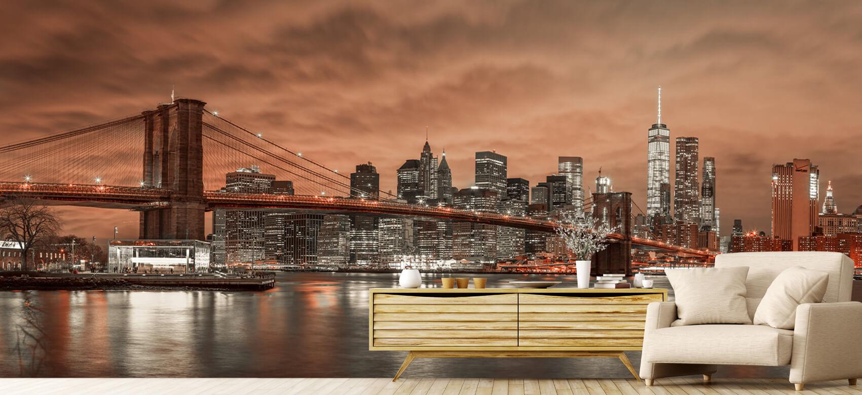 Brooklyn Bridge and Manhattan 4