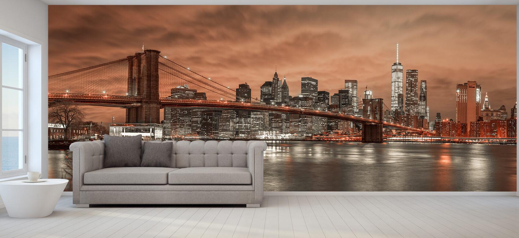 Brooklyn Bridge and Manhattan 5