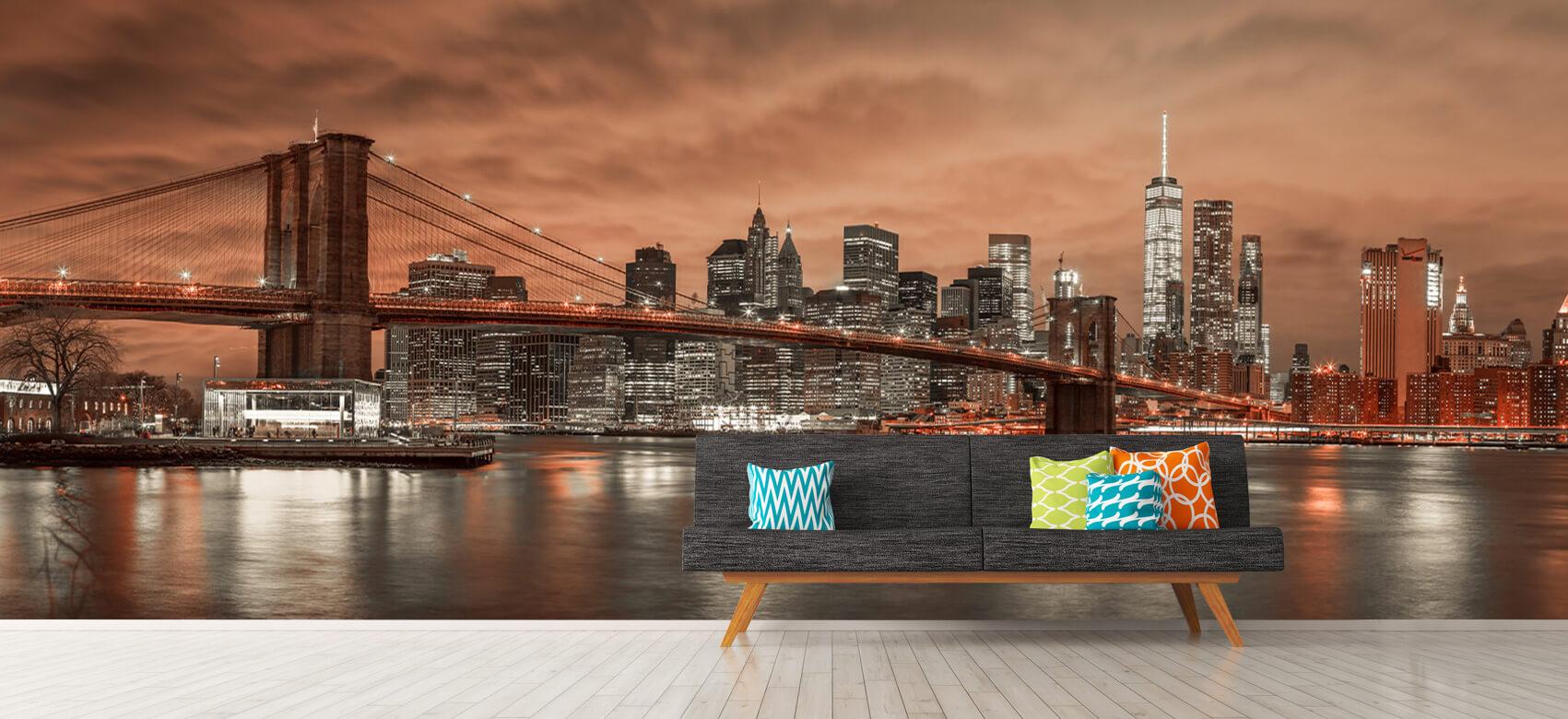 Brooklyn Bridge and Manhattan 7