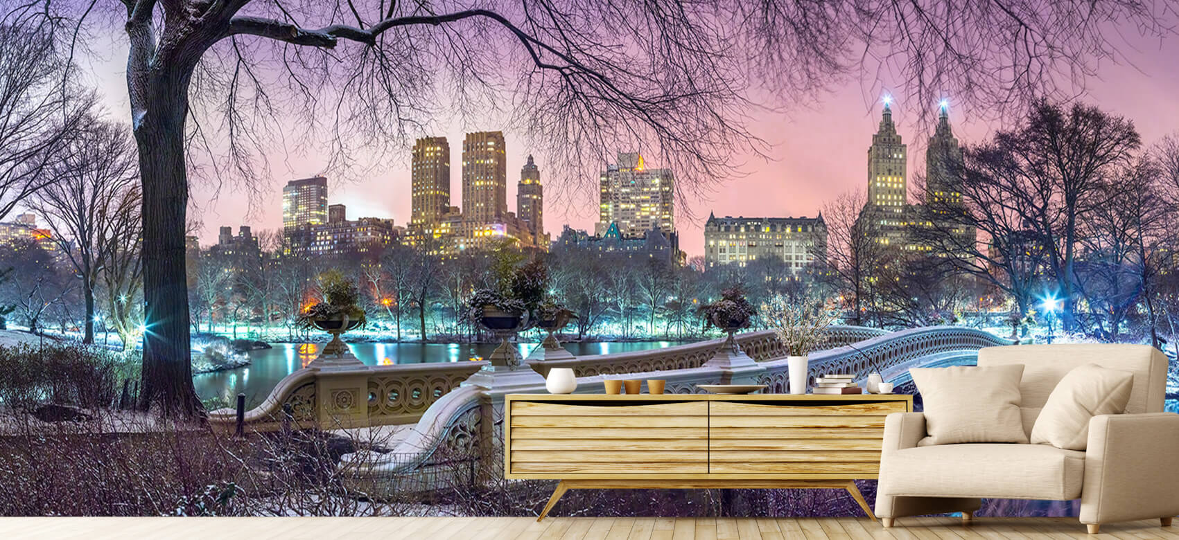 Colourful Central Park 4