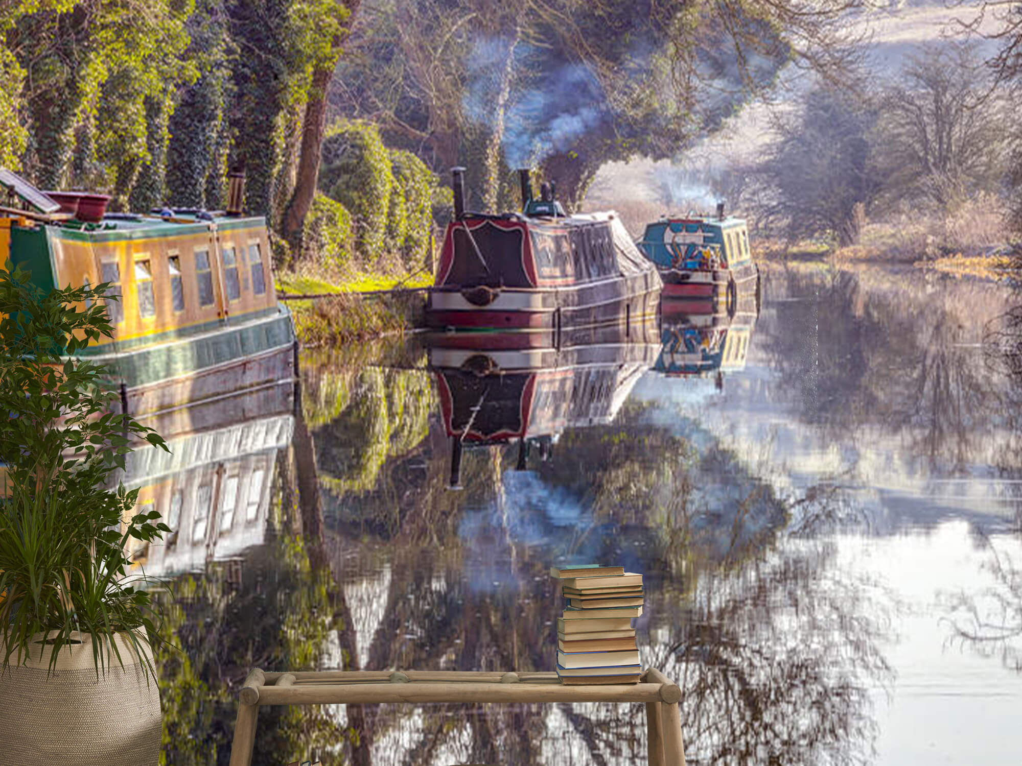 Canal in Kintbury 11