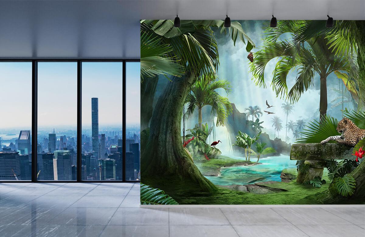 Jungle lagoon 3