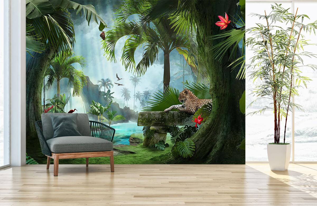 Jungle lagoon 4