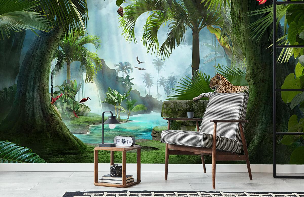 Jungle lagoon 6