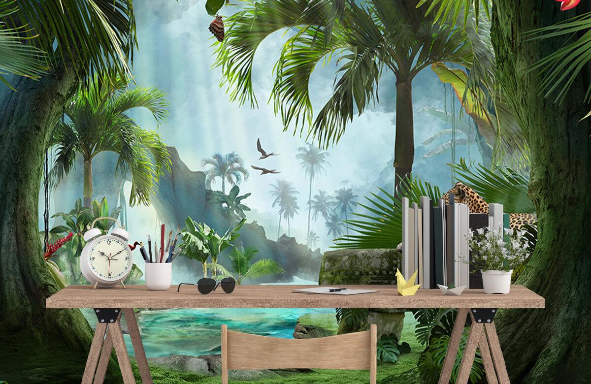 Jungle lagoon 1