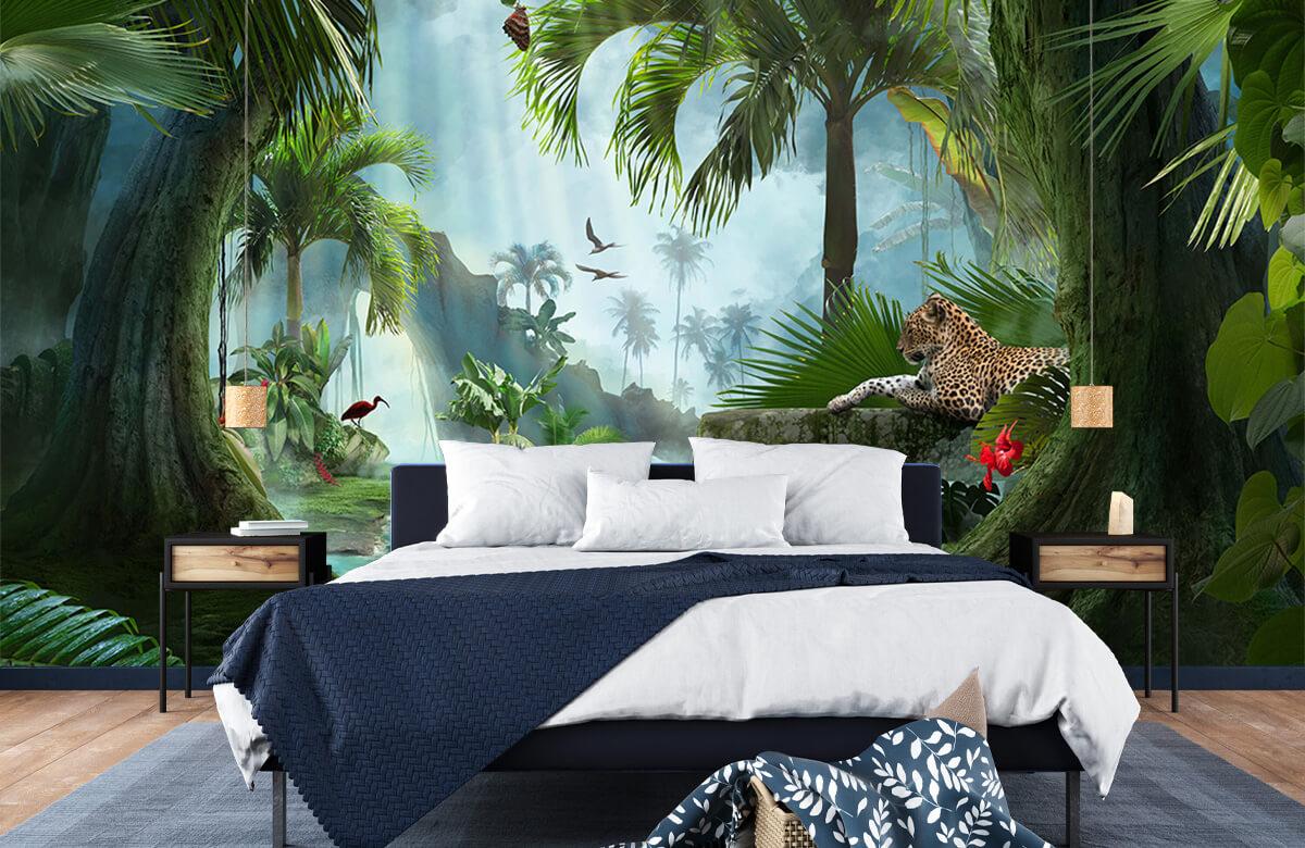 Jungle lagoon 9