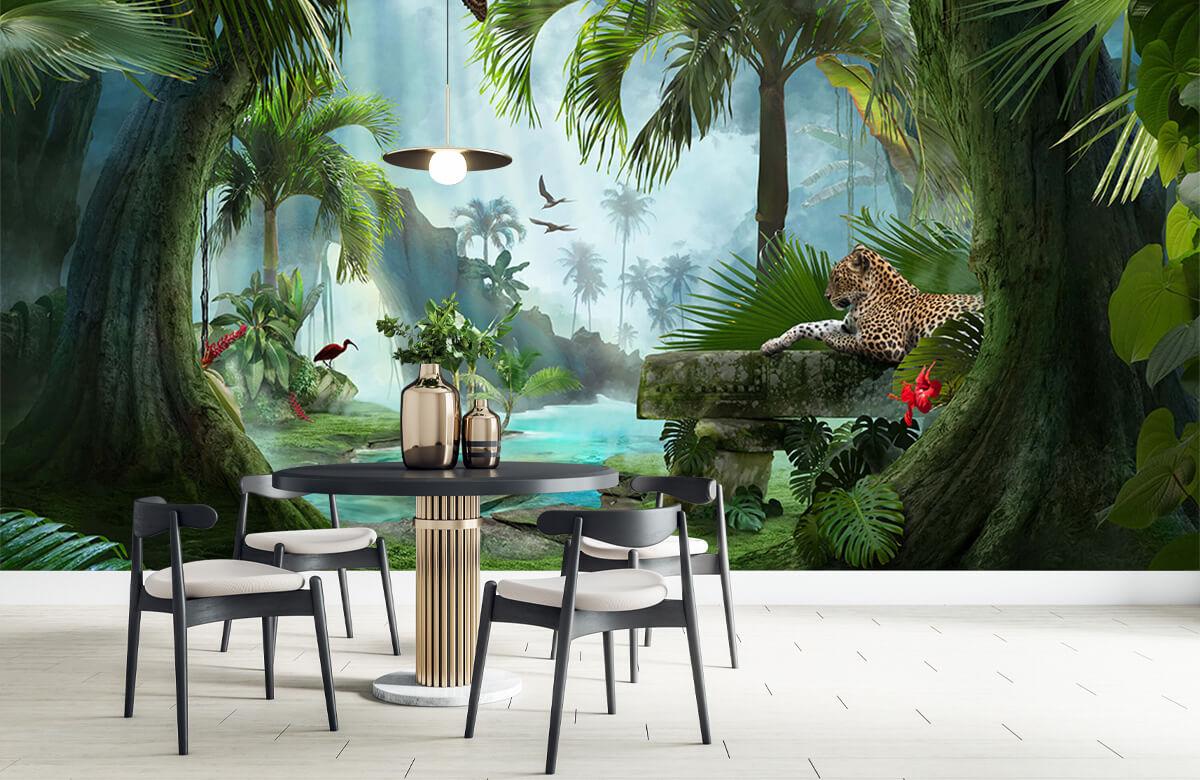Jungle lagoon 2