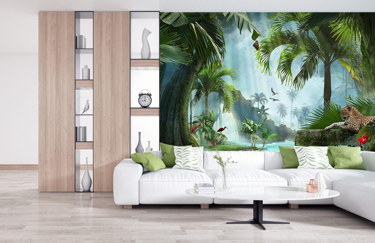 Jungle lagoon 10