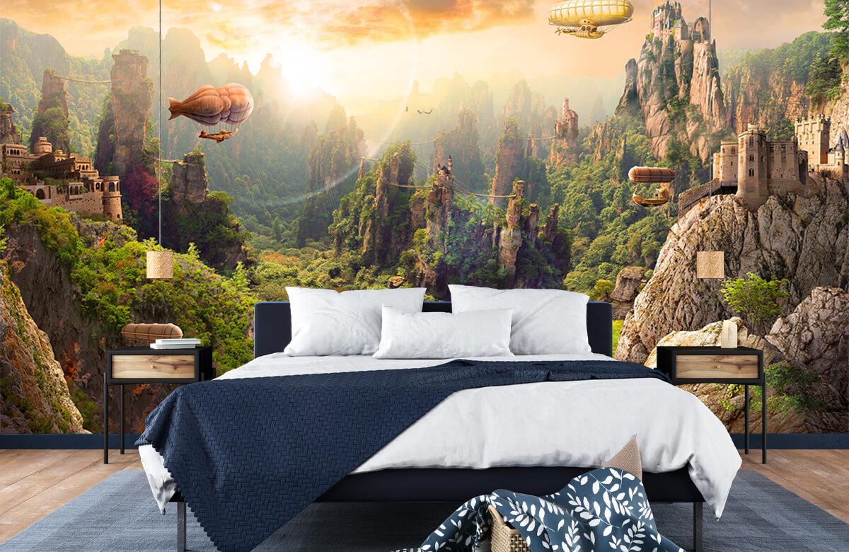 Jungle fantasy 9